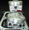 Kawasaki Ninja 250 R Double Piston