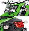 Kawasaki KLX250S Clear Diamond Lamp