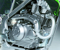 KLX 150S 4 Stroke Engine