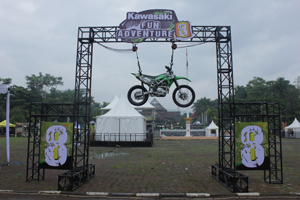 Kawasaki Fun Adventure 8