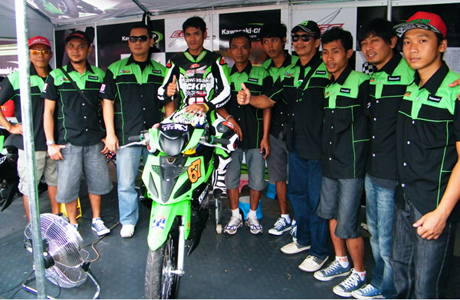 Kawasaki CKP Racing Team