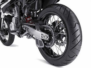 Rear Tire of KLX250SF