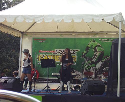 Kawasaki Trail Gathering di Punclut, Bandung + Pic Inside & FR Klx4