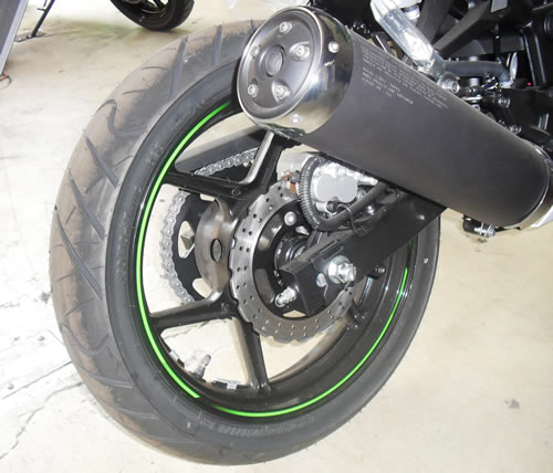 Rear Tire Ninja 250CC
